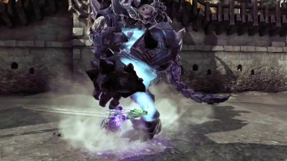 Darksiders II - Sneak Peak: Gnashor Boss Fight