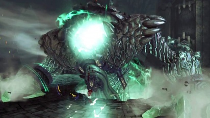 Darksiders II - Sneak Peak: The Wailing Host Boss Fight