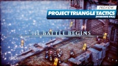 Project Triangle Strategy - Video Preview