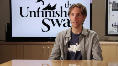 The Unfinished Swan - Developer Diary: Production