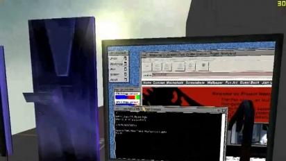 Jurassic Life - In Game Web GUI