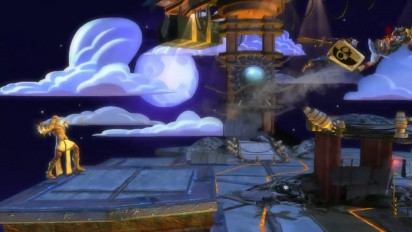 Playstation All-Stars Battle Royale - Zeus Trailer