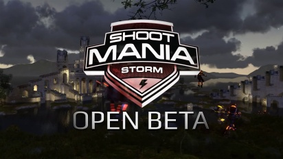Shootmania Storm - Open Beta Trailer