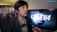 GDC: Killer is Dead - Suda 51 Interview