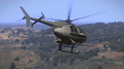 Arma III - Community Guide Helicopters