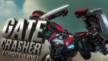 Transformers Universe - Front-Line Trailer