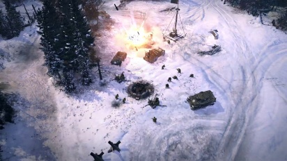 Company of Heroes 2: The Western Front Armies - Oberkommando West Trailer
