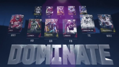 Madden NFL 15  - Ultimate Team Trailer