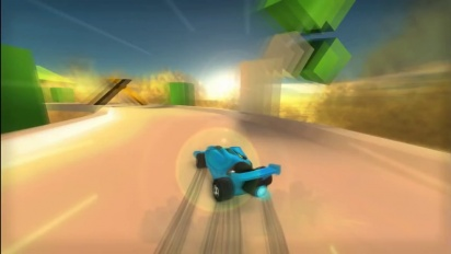 Jet Car Stunts - Launch Trailer