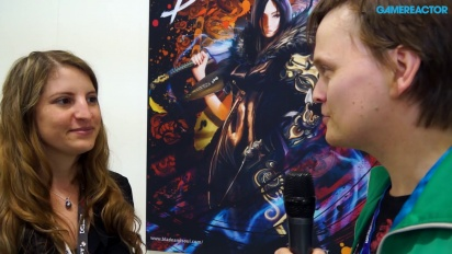 Blade & Soul - Julianne Harty Interview