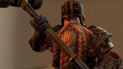 Total War: Warhammer - Dwarfen Axe and Hammer Units