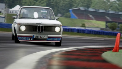 Project CARS - Old vs. New Trailer