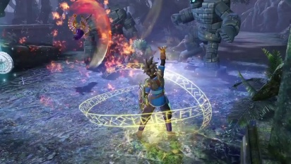Dragon Quest Heroes - The World Tree's Woe and the Heroes You Know Trailer