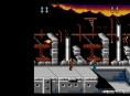 NES Mini - Super C 2-Players co-op Gameplay