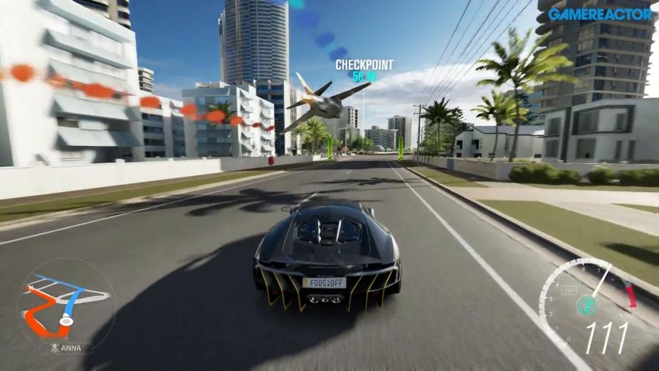 Jet Fighter Racing In Forza Horizon 3