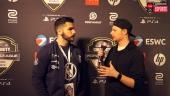 CWL Open Paris - Apathy interview