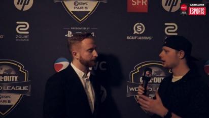 CWL Open Paris - Momo interview