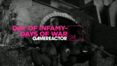 Days of Infamy - Livestream Replay