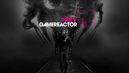 LIVESTREAM REPLAY - PREY