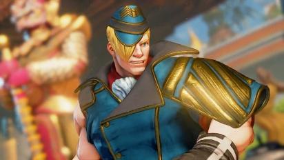 Street Fighter V - Ed Reveal Trailer