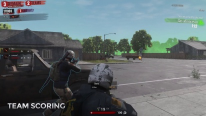 Developer Update - June 29 Team Scoring and Gas Changes H1Z1 Official Video