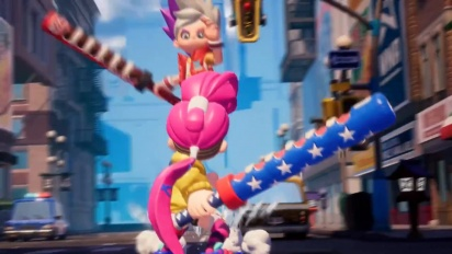 Ninjala - Nintendo Switch E3 2018 Teaser Trailer