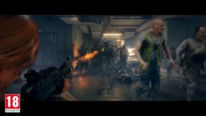 World War Z - Player VS Player VS Zombies
