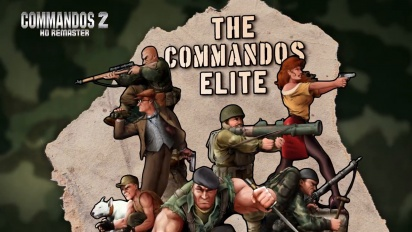 Commandos 2 HD Remaster - Nintendo Switch Launch Trailer