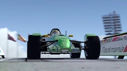Trackmania 2: Stadium - Open Beta Trailer