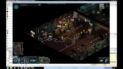 Shadowrun Returns - Scene Transitions & Story Variables Dev Diary