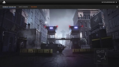 Infamous: Second Son - 4ThePlayers Teaser