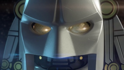 Lego Batman 3: Beyond Gotham - Behind the Scenes with the Cast Trailer