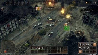 Sudden Strike 4 - Gameplay Battle for Stalingrad