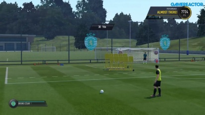 FIFA 17 - Set Pieces