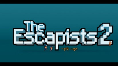 The Escapists 2 - Reveal Trailer