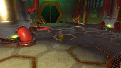 Yooka-Laylee - Hivory Towers Gameplay
