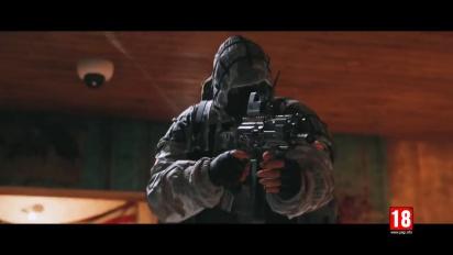 Rainbow Six: Siege - The Breacher, the Roamer, and the Shield