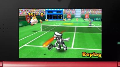 Mario Tennis Open - Metal Mario Trailer