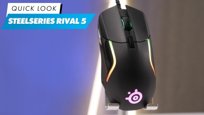 SteelSeries Rival 5 - Quick Look