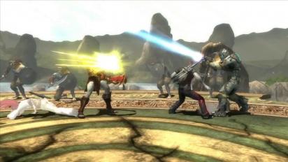 Playstation All-Stars Battle Royale - Isaac Clarke Trailer