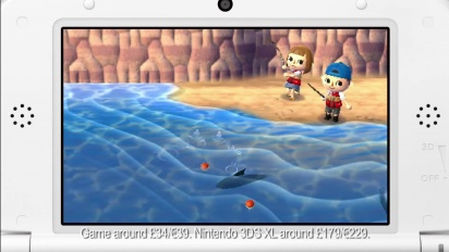 Animal Crossing: New Leaf - Activities Trailer