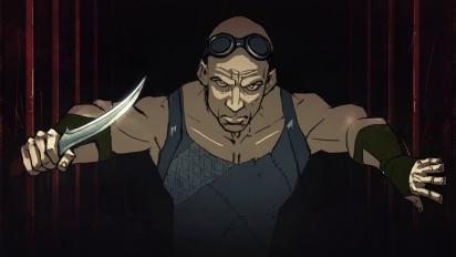 Riddick: The Merc Files - Teaser Trailer