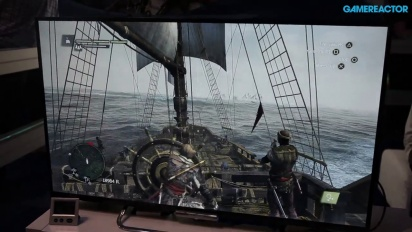 Assassin's Creed IV: Black Flag - PS4 Gamex Gameplay