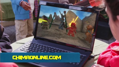 Lego Legends of Chima Online - At Legoland