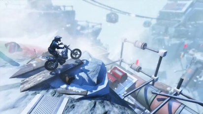 Trials Fusion - Riders of the Rustlands DLC Release Trailer
