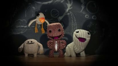 Little Big Planet 3 - TV Commercial