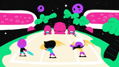 Super Beat Sports - Announce Trailer