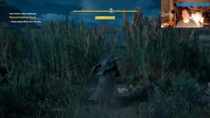 Assassin's Creed Origins - Livestream Replay