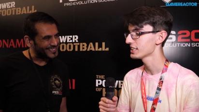 Pro Evolution Soccer 2019 - Adam Bhatti Interview