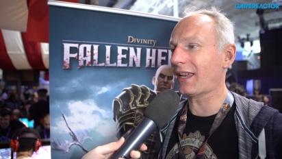 Divinity: Fallen Heroes - Swen Vincke Interview